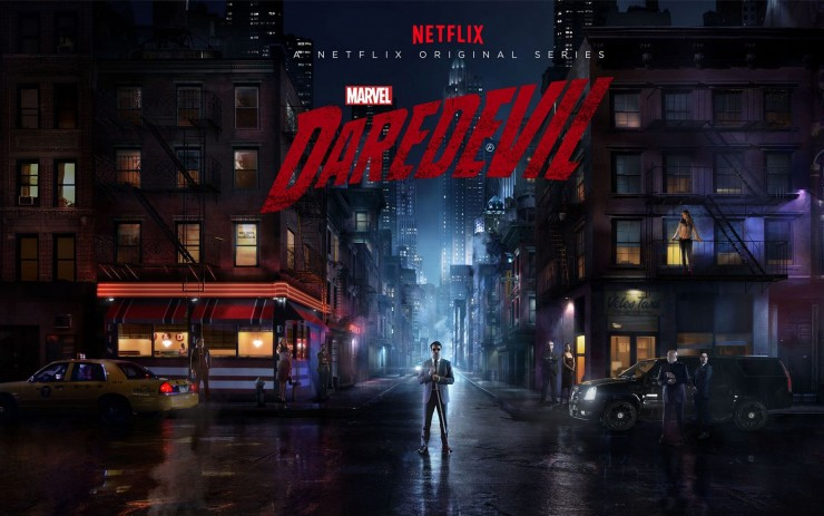 Daredevil in 4K UHD
