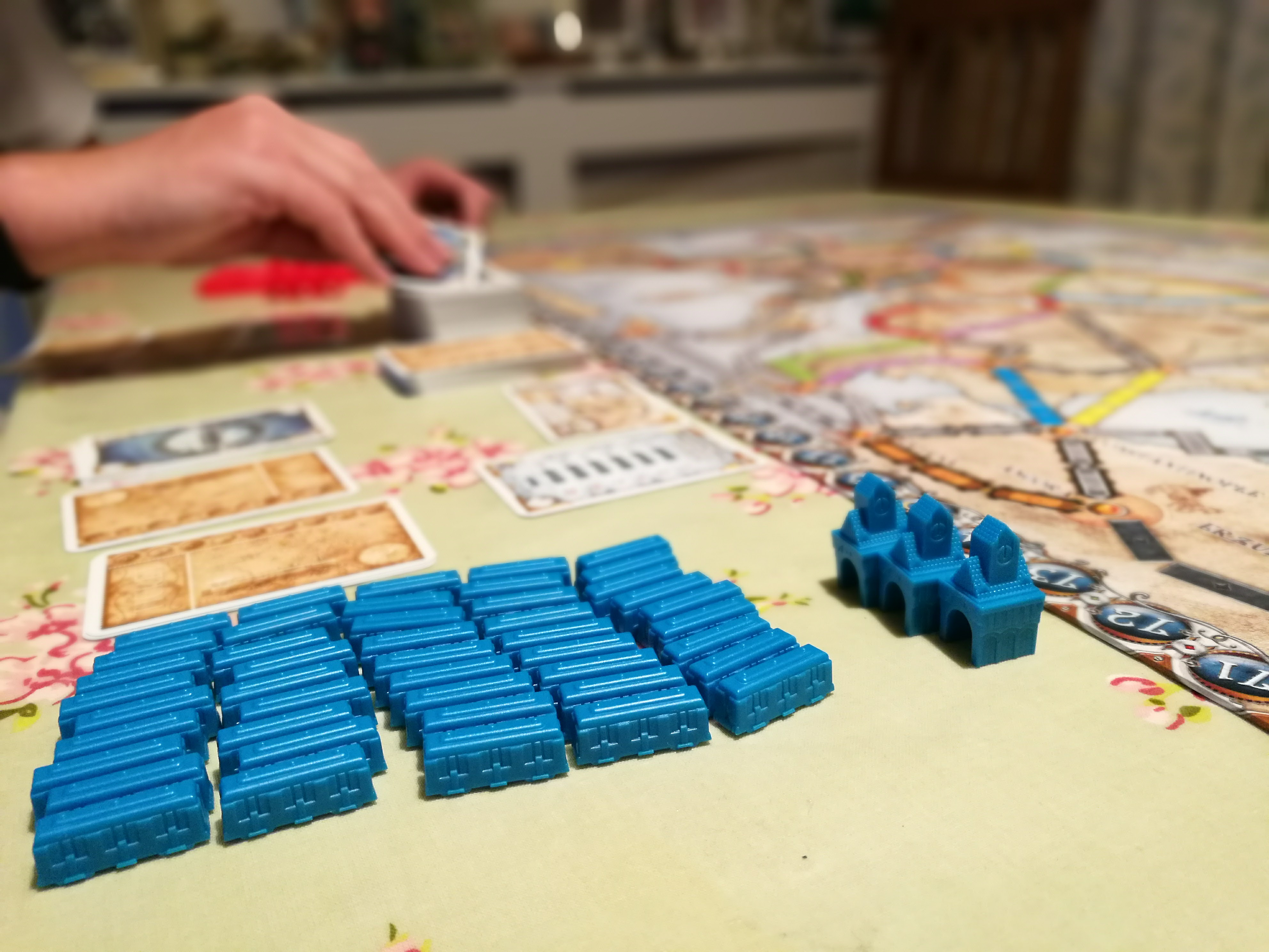 Review Ticket To Ride Europe Daddacool