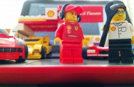 The new Shell V-Power LEGO® Collection