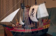 Playmobil 5135 Pirates Ship Review